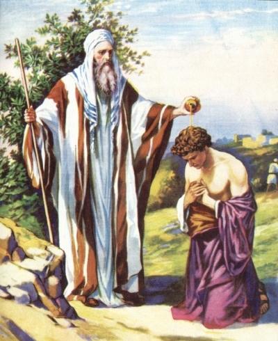 Наши дети изучают библию, разукрашивая ее